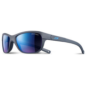 Julbo Junior 6-10Y Player L Spectron 3CF Sunglasses Gray/Blue-Multilayer Blue